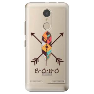 Plastové pouzdro iSaprio BOHO na mobil Lenovo K6
