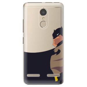 Plastové pouzdro iSaprio BaT Comics na mobil Lenovo K6