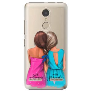Plastové pouzdro iSaprio Best Friends na mobil Lenovo K6