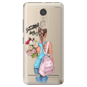 Plastové pouzdro iSaprio Beautiful Day na mobil Lenovo K6