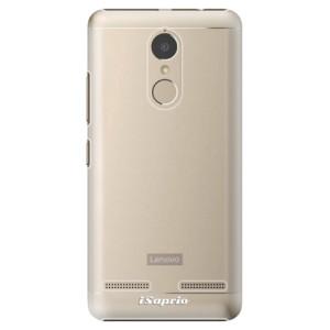 Plastové pouzdro iSaprio 4Pure mléčné bez potisku na mobil Lenovo K6