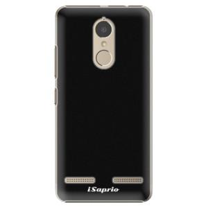 Plastové pouzdro iSaprio 4Pure černé na mobil Lenovo K6