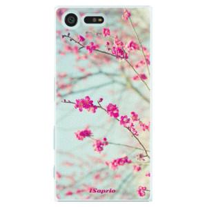 Plastové pouzdro iSaprio Blossom 01 na mobil Sony Xperia X Compact