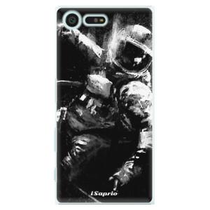 Plastové pouzdro iSaprio Astronaut 02 na mobil Sony Xperia X Compact