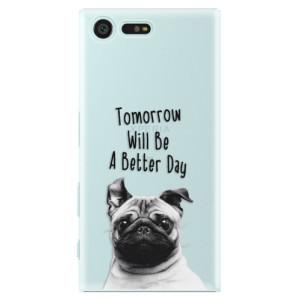 Plastové pouzdro iSaprio Better Day 01 na mobil Sony Xperia X Compact