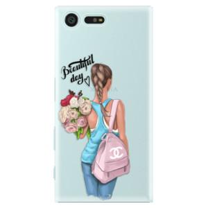 Plastové pouzdro iSaprio Beautiful Day na mobil Sony Xperia X Compact