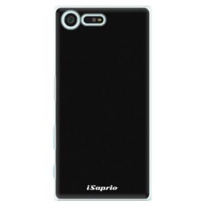Plastové pouzdro iSaprio 4Pure černé na mobil Sony Xperia X Compact