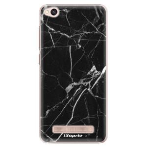 Plastové pouzdro iSaprio black Marble 18 na mobil Xiaomi Redmi 4A