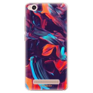 Plastové pouzdro iSaprio Barevný mramor 19 na mobil Xiaomi Redmi 4A
