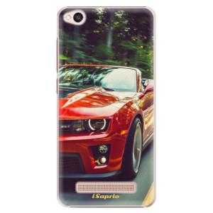 Plastové pouzdro iSaprio Chevrolet 02 na mobil Xiaomi Redmi 4A