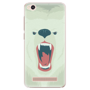 Plastové pouzdro iSaprio Angry Bear na mobil Xiaomi Redmi 4A