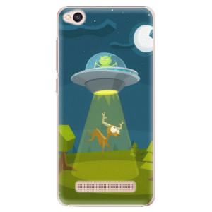 Plastové pouzdro iSaprio Alien 01 na mobil Xiaomi Redmi 4A