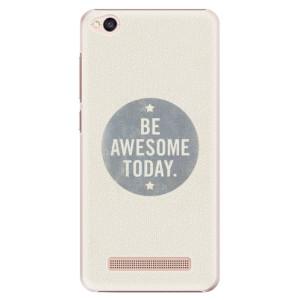 Plastové pouzdro iSaprio Awesome 02 na mobil Xiaomi Redmi 4A