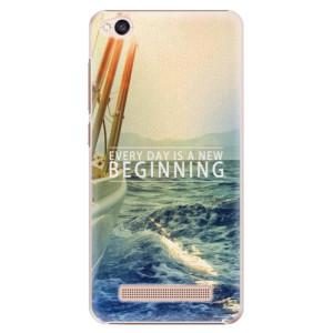 Plastové pouzdro iSaprio Beginning na mobil Xiaomi Redmi 4A
