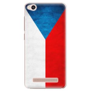 Plastové pouzdro iSaprio Česká Vlajka na mobil Xiaomi Redmi 4A
