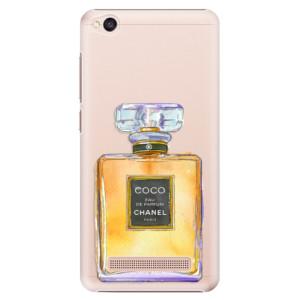 Plastové pouzdro iSaprio Chanel Gold na mobil Xiaomi Redmi 4A