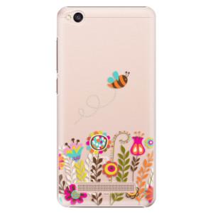 Plastové pouzdro iSaprio Bee 01 na mobil Xiaomi Redmi 4A