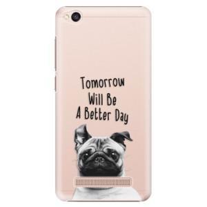 Plastové pouzdro iSaprio Better Day 01 na mobil Xiaomi Redmi 4A