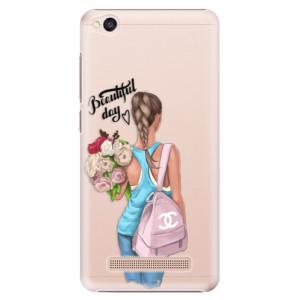 Plastové pouzdro iSaprio Beautiful Day na mobil Xiaomi Redmi 4A