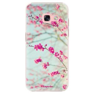Plastové pouzdro iSaprio Blossom 01 na mobil Samsung Galaxy A3 2017