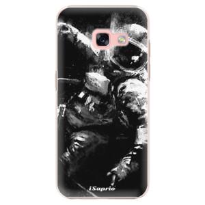 Plastové pouzdro iSaprio Astronaut 02 na mobil Samsung Galaxy A3 2017