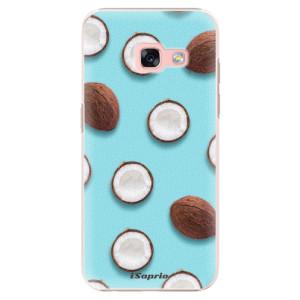 Plastové pouzdro iSaprio Kokos 01 na mobil Samsung Galaxy A3 2017
