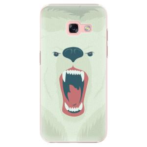 Plastové pouzdro iSaprio Angry Bear na mobil Samsung Galaxy A3 2017