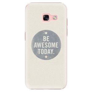 Plastové pouzdro iSaprio Awesome 02 na mobil Samsung Galaxy A3 2017