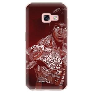 Plastové pouzdro iSaprio Bruce Lee na mobil Samsung Galaxy A3 2017