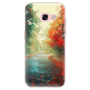 Plastové pouzdro iSaprio Autumn 03 na mobil Samsung Galaxy A3 2017