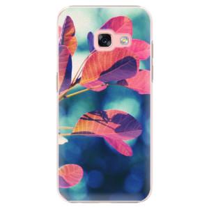 Plastové pouzdro iSaprio Autumn 01 na mobil Samsung Galaxy A3 2017