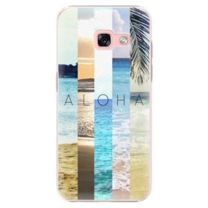 Plastové pouzdro iSaprio Aloha 02 na mobil Samsung Galaxy A3 2017