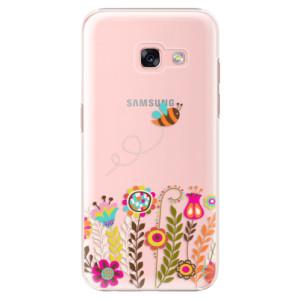 Plastové pouzdro iSaprio Bee 01 na mobil Samsung Galaxy A3 2017