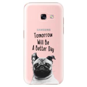 Plastové pouzdro iSaprio Better Day 01 na mobil Samsung Galaxy A3 2017