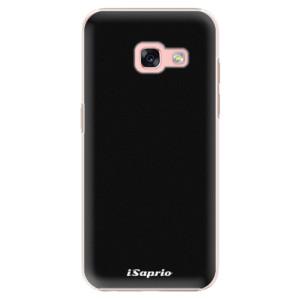 Plastové pouzdro iSaprio 4Pure černé na mobil Samsung Galaxy A3 2017