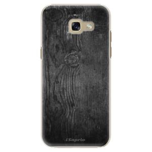 Plastové pouzdro iSaprio black Wood 13 na mobil Samsung Galaxy A5 2017
