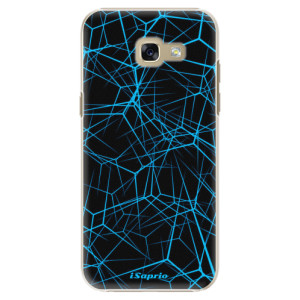 Plastové pouzdro iSaprio Abstract Outlines 12 na mobil Samsung Galaxy A5 2017