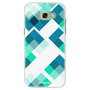 Plastové pouzdro iSaprio Abstract Squares 11 na mobil Samsung Galaxy A5 2017