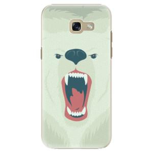 Plastové pouzdro iSaprio Angry Bear na mobil Samsung Galaxy A5 2017