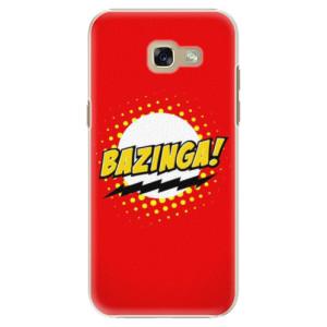 Plastové pouzdro iSaprio Bazinga 01 na mobil Samsung Galaxy A5 2017
