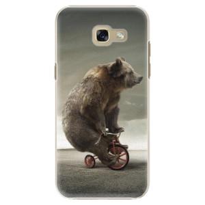 Plastové pouzdro iSaprio Bear 01 na mobil Samsung Galaxy A5 2017
