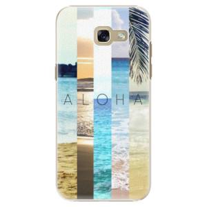 Plastové pouzdro iSaprio Aloha 02 na mobil Samsung Galaxy A5 2017