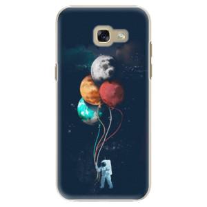 Plastové pouzdro iSaprio Balloons 02 na mobil Samsung Galaxy A5 2017