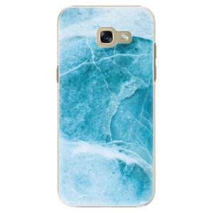 Plastové pouzdro iSaprio Blue Marble na mobil Samsung Galaxy A5 2017