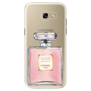 Plastové pouzdro iSaprio Chanel Rose na mobil Samsung Galaxy A5 2017