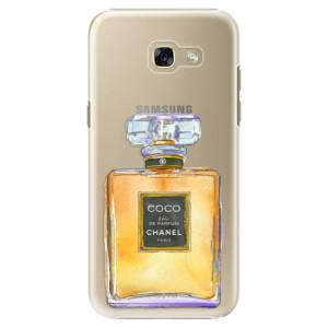 Plastové pouzdro iSaprio Chanel Gold na mobil Samsung Galaxy A5 2017