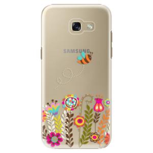 Plastové pouzdro iSaprio Bee 01 na mobil Samsung Galaxy A5 2017