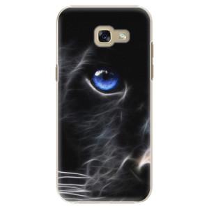 Plastové pouzdro iSaprio black Puma na mobil Samsung Galaxy A5 2017