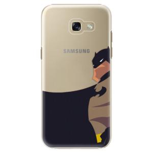 Plastové pouzdro iSaprio BaT Comics na mobil Samsung Galaxy A5 2017