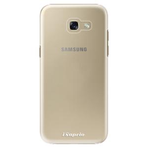 Plastové pouzdro iSaprio 4Pure mléčné bez potisku na mobil Samsung Galaxy A5 2017